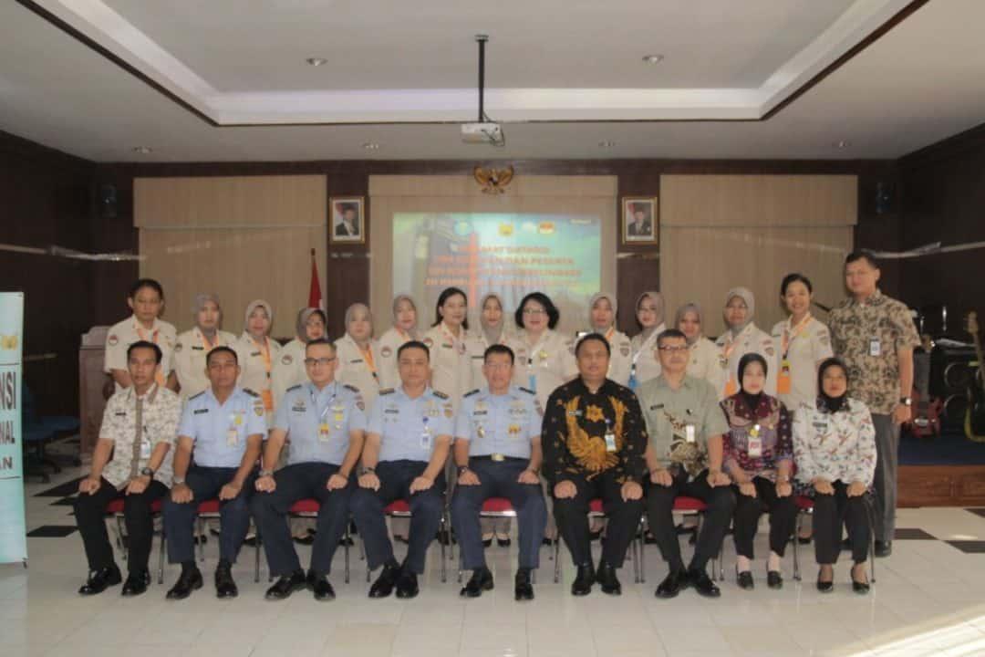 Uji Kompetensi Kesehatan Kemhan Ri Di Rspau Dr.s.hardjolukito