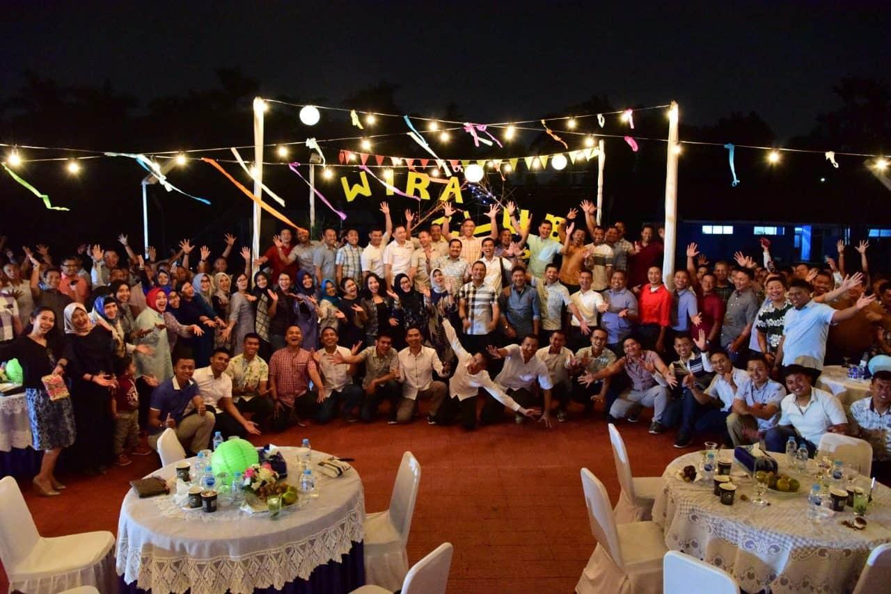 """""""wira Club"""" Sebagai Ajang Silaturahmi Dan Kebersamaan Perwira Lanud Halim Perdanakusuma"""
