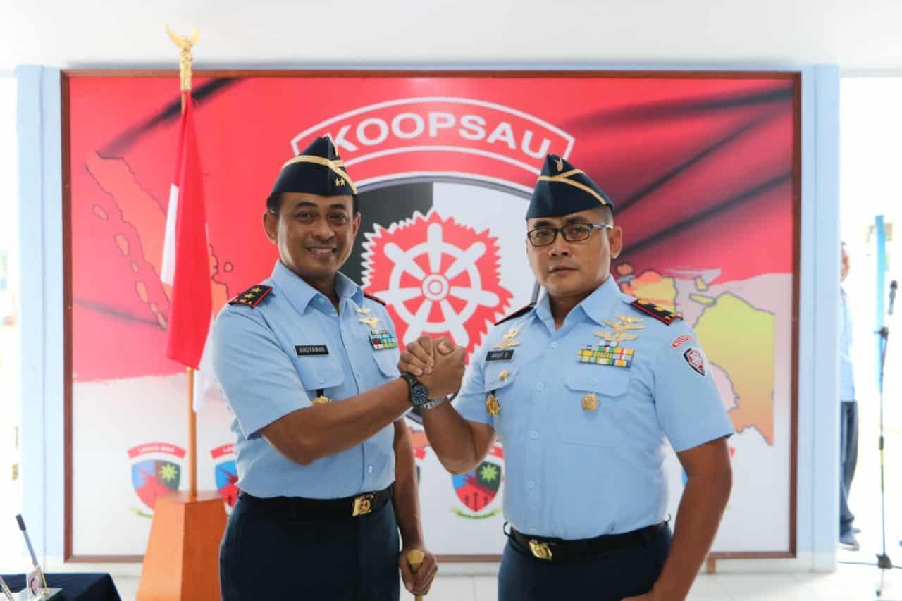 Pangkoopsau Iii Kukuhkan Mayor Pnb Arief Sudjatmiko Sebagai Komandan Detasemen Wamena