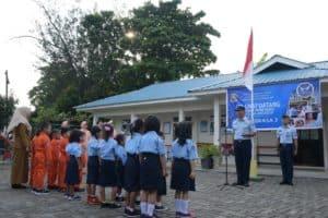 Danlanud Rhf Resmi Buka Mpls Siswa Tk Angkasa Ii Tanjungpinang Ta 2019/2020