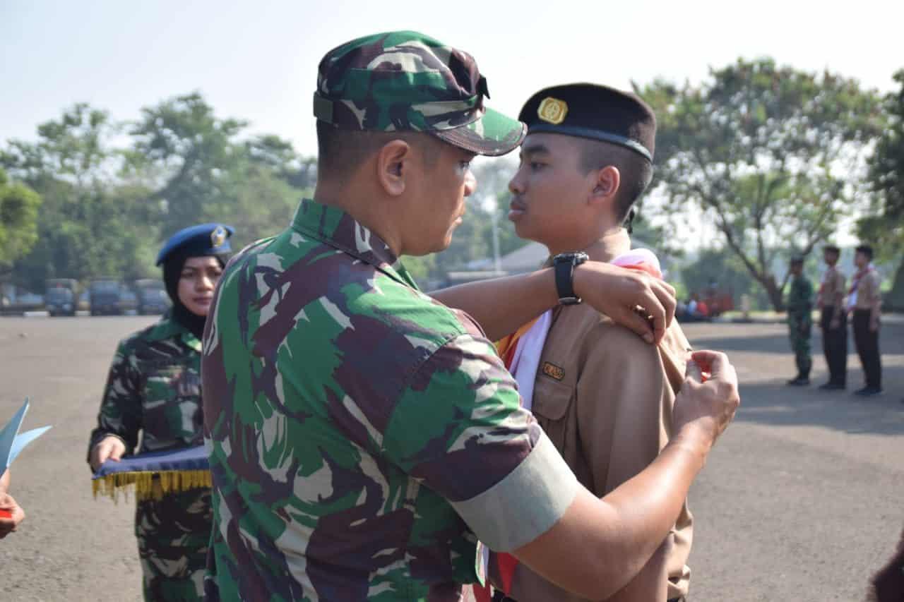 Siswa Sma Al-azhar I Jakarta Ikuti Ldks Di Lanud Halim Perdanakusuma
