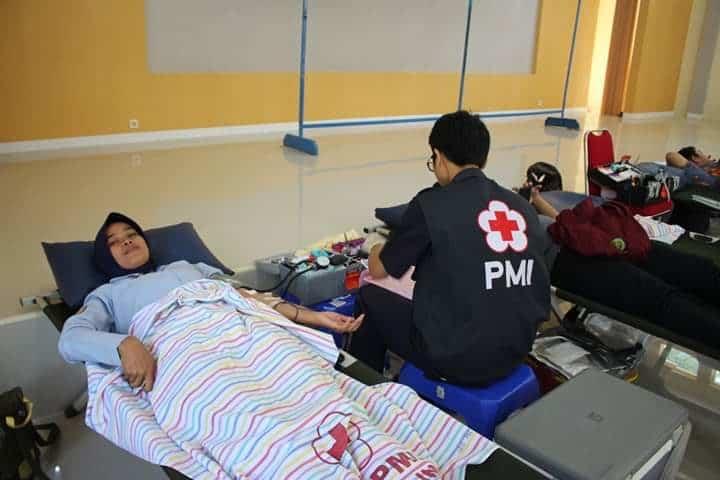 Lanud J.b. Soedirman Menggelar Bakti Sosial Donor Darah