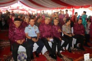 Kepala Dinas Personel (Kadispers) Lanud Sutan Sjahrir Hadiri Acara Puncak Hari Ulang Tahun Kesatuan Gerak Pemberdayaan dan Kesejahterahaan Keluarga ke-47 Tahun 2019