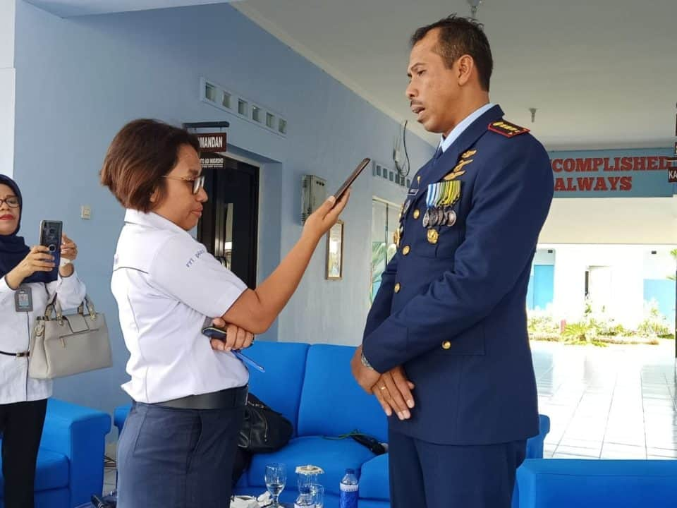 Dialog Interaktif Komandan (danlanud) Sutan Sjahrir Dengan Radio Rri Pro I Sumatera Barat Dalam Penanganan Mitigasi Penanggulangan Bencana