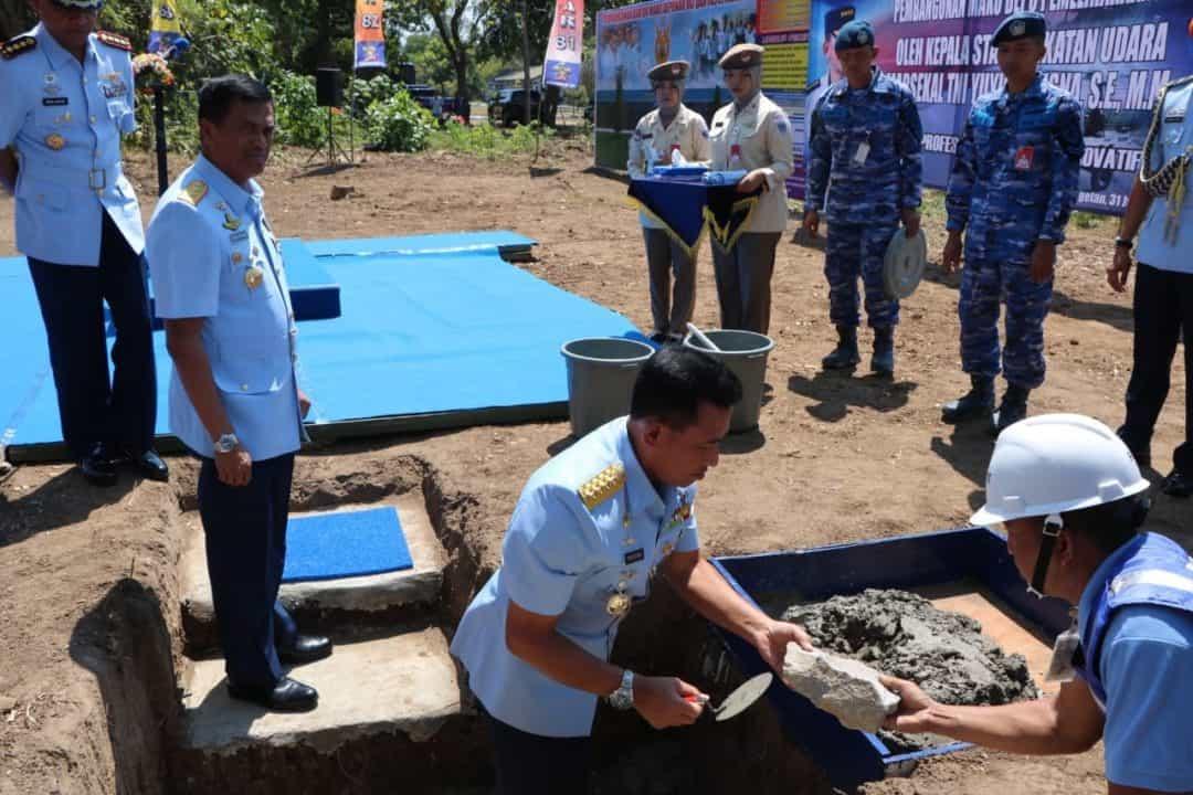 Depohar 80, Depo Pemeliharaan Pesawat Tempur Diresmikan Kasau