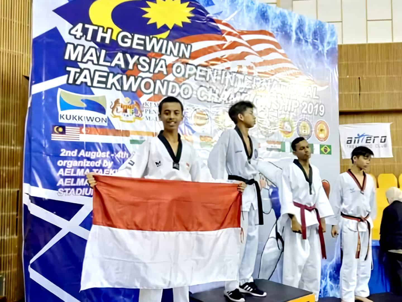 Atlet Taekwondo Yonko 462 Paskhas Raih Medali Di Kejuaraan Internasional