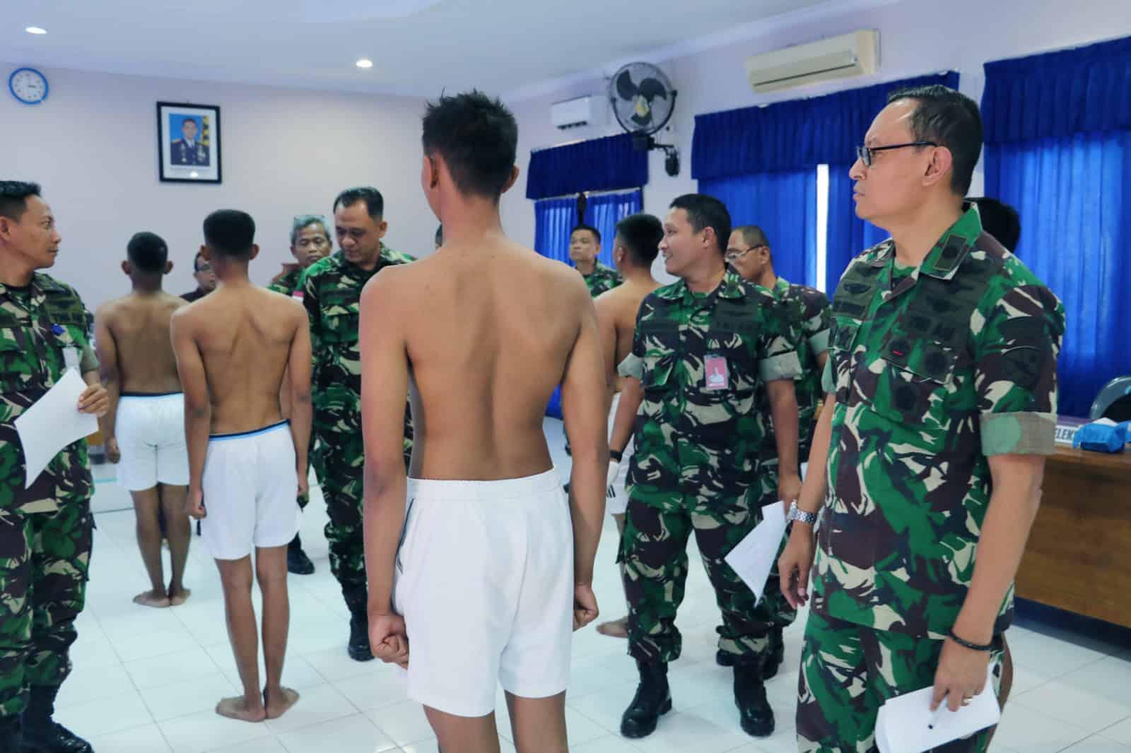 Pantukhirda Casis Bintara Pk Angkatan XLIV Lanud El Tari