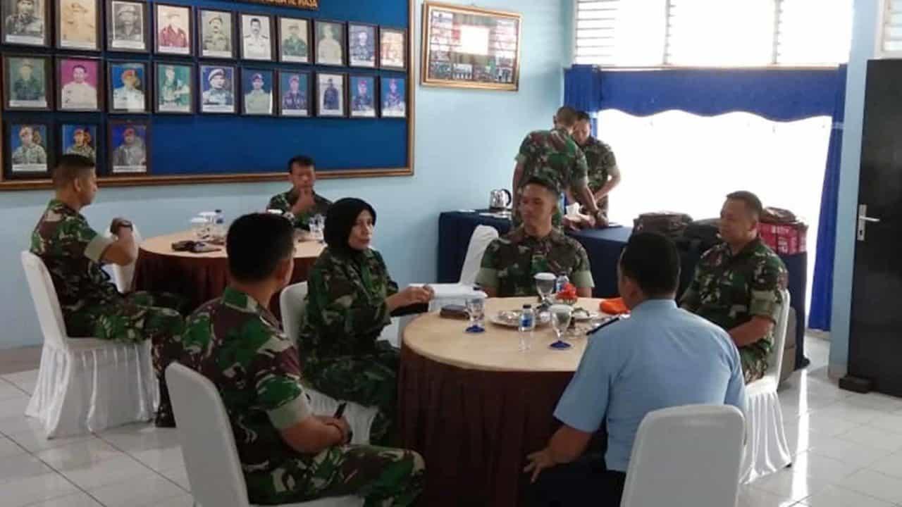Satgas Pamrahwan Papua Yonko 462 Paskhas Pembekalan Psikologi