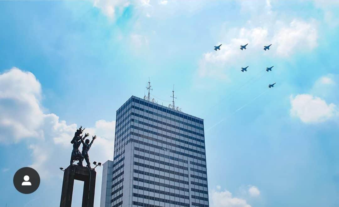 14 Pesawat Tempur TNI AU Siap Meriahkan HUT ke-74 RI