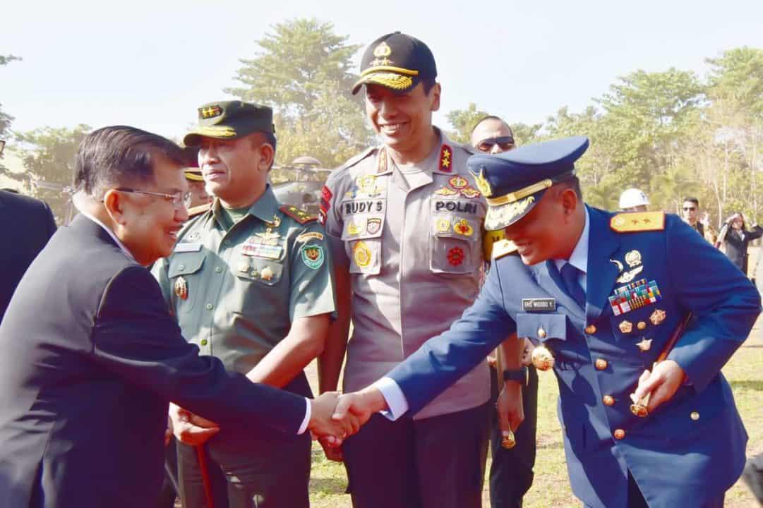 Dankorpaskhas Hadiri Pelantikan Pamong Praja Muda Ipdn Angkatan Xxvi