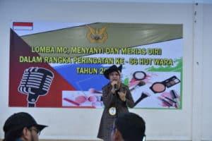 Jelang Hut Ke -56 Wara Yogyakarta Gelar Berbagai Perlombaan