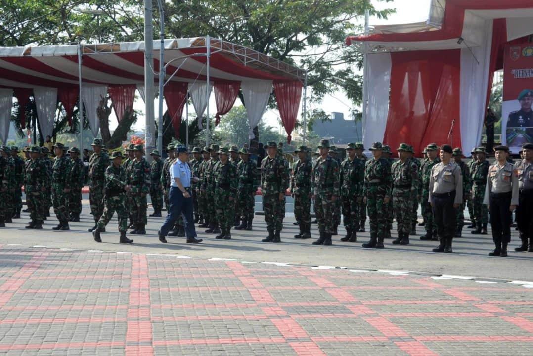 Penutupan TMMD ke-105 TA. 2019 Wilayah Kalimantan Selatan