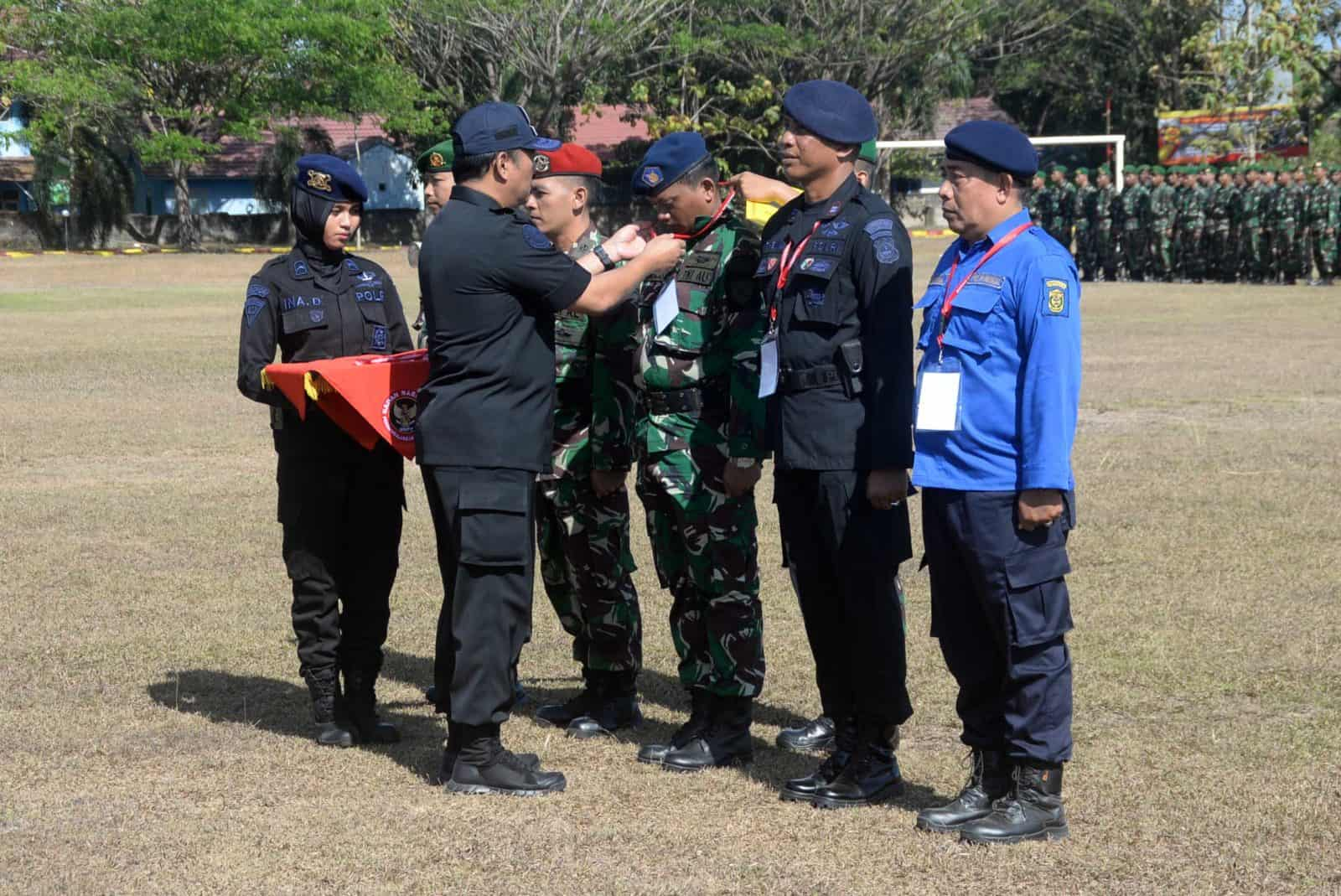 Apel Kesiapsiagaan Nasional dan Penutupan Latihan KBRN Upaya Preventif Untuk Cegah Aksi Terorisme Di Wilayah Kalimantan Selatan