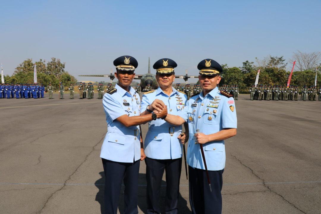 Kolonel Pnb Eko Sujatmiko Jabat Danwing 2 Lanud Abdulrachman Saleh