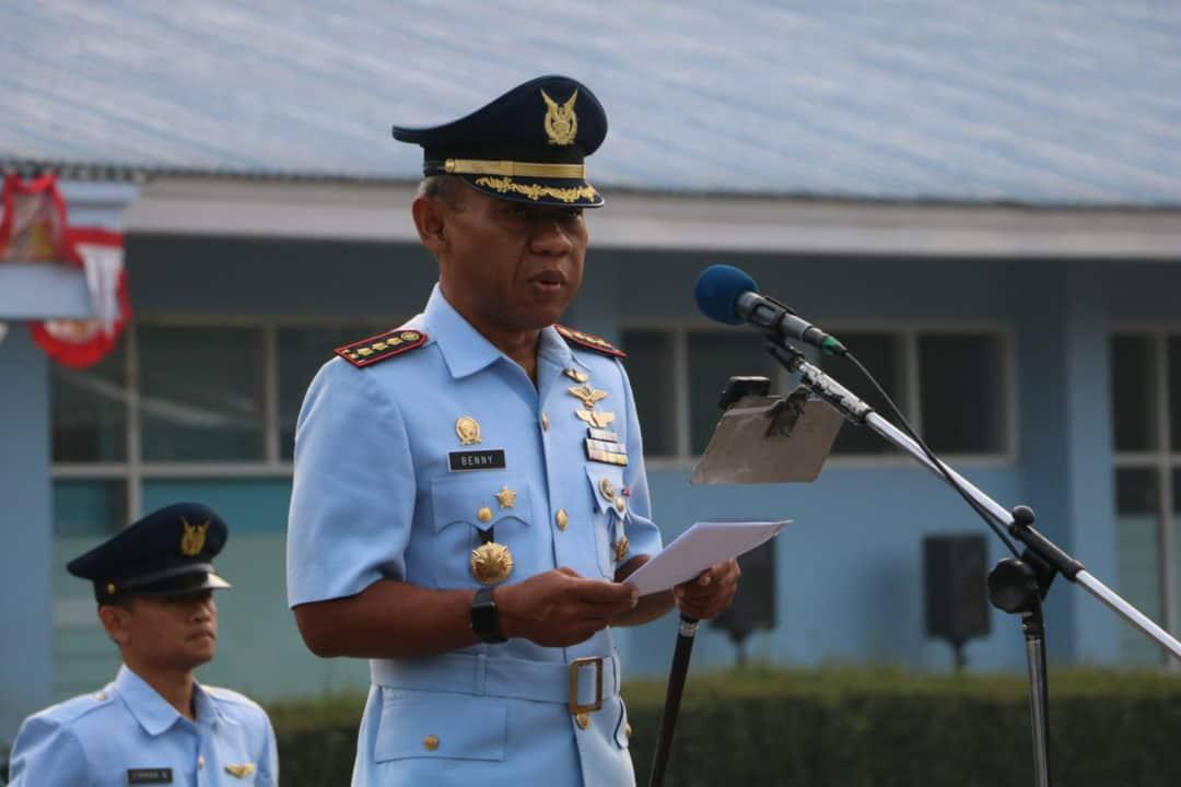 Komandan Lanud Sulaiman Buka Empat Pendidikan