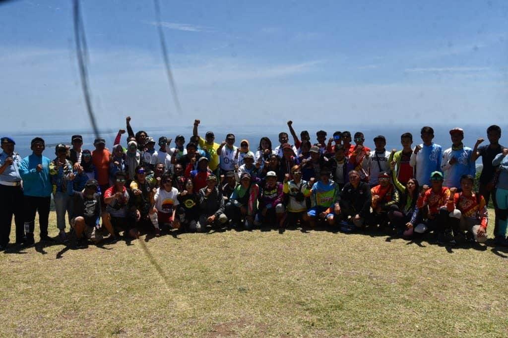 Pangkoopsau Ii Meninjau Kejuaraan Paralayang Internasional Di Manado