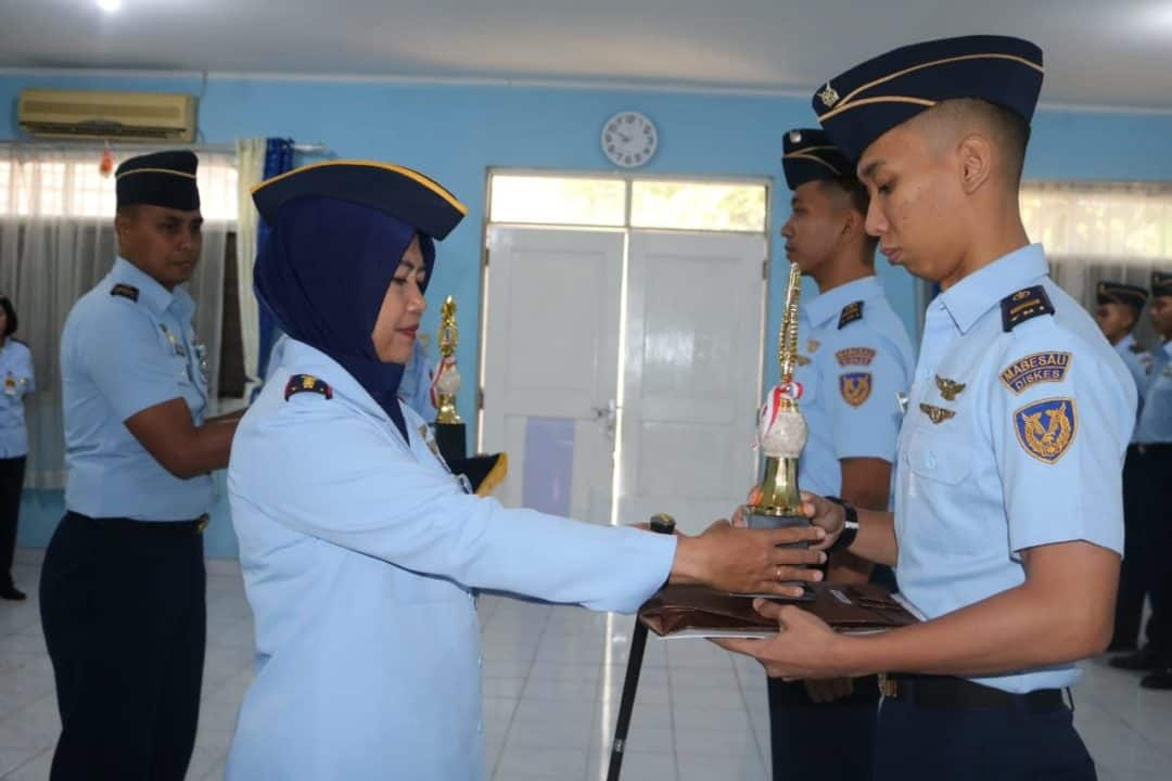 Danwingdikum tutup KIBI Perwira PK Korps Kesehatan A-3