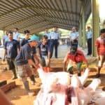 Hari Raya Iduladha 1440 H, Kasau: Penyembelihan Hewan Kurban Tingkatkan Derajat Keimanan dan Ketakwaan Kepada Allah SWT