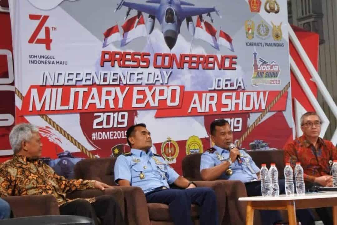 Press Conference Jogja Air Show (JAS) 2019