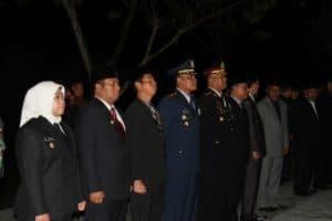 Danlanud Hadiri AKRS di TMP Indra Pura