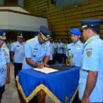 Kasau Pimpin Sertijab Enam Pejabat TNI AU