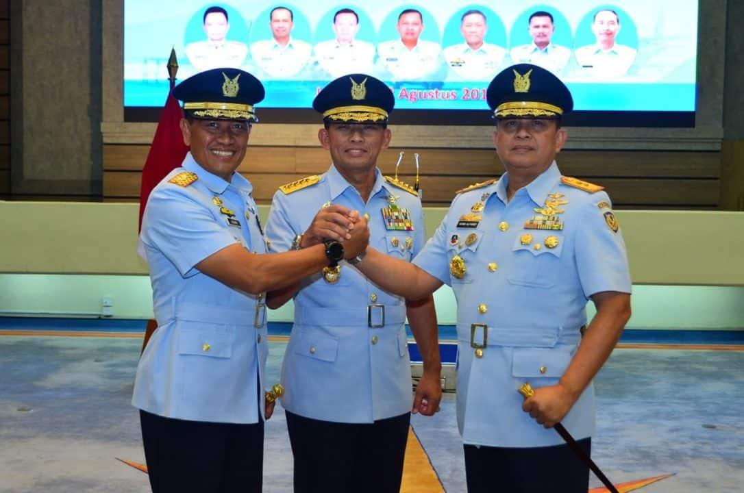 Marsda TNI Donny Ermawan Taufanto, M.D.S. Menjabat Sebagai Pangkoopsau II