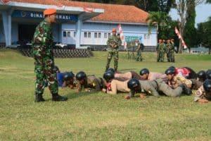 30 Personel Asal Pemda Kabupaten Bogor Ikuti Latihan SAR Udara Di Lanud Ats