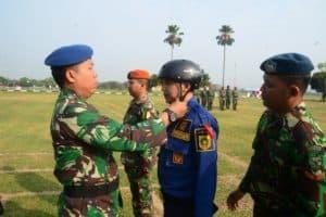 Kadisops Lanud Atang Sendjaja Buka Latihan SAR Udara Wilayah Bogor
