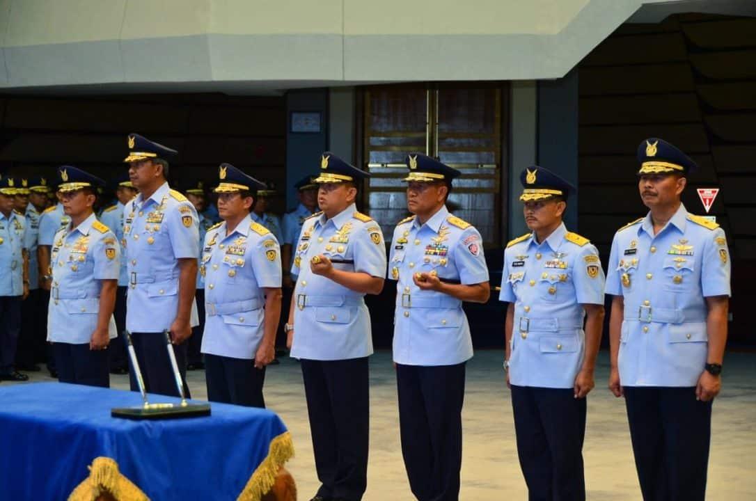 Alumni Terbaik Program Doktor UNM MARSDA TNI DR. H. Umar Sugeng Hariyono, S.I.P., S.E.,M.M., Menjabat Sebagai Asops Kasau