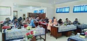 Penyusunan RKAS dan Workshop Pengembangan Kurikulum SMP Angkasa Adisutjipto