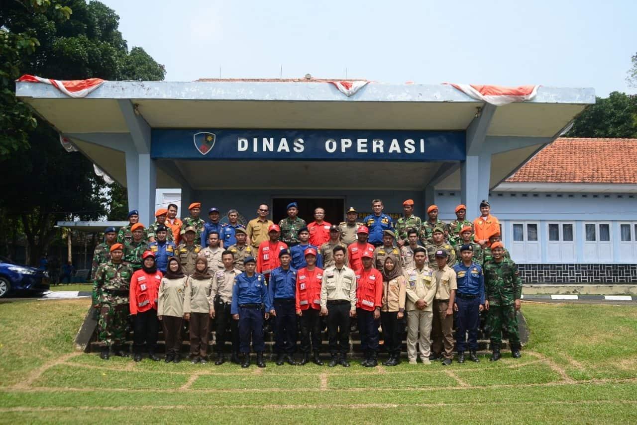 Latihan SAR Udara Wilayah Kabupaten Bogor Ditutup