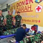 Jelang HUT ke-32, Bekmatpus Gelar Aksi Sosial Donor Darah