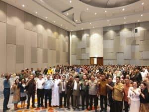 Gubernur Sulawesi Utara, Forkopimda dan Elemen Masyarakat di Sulawesi Utara Berkomitmen Menjaga Persatuan