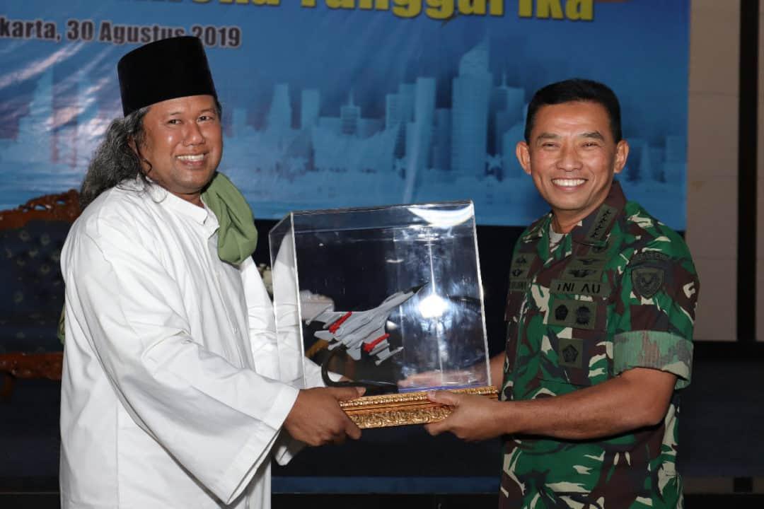 Kasau: Jangan Beri Peluang Radikalisme Masuk ke Tubuh TNI AU