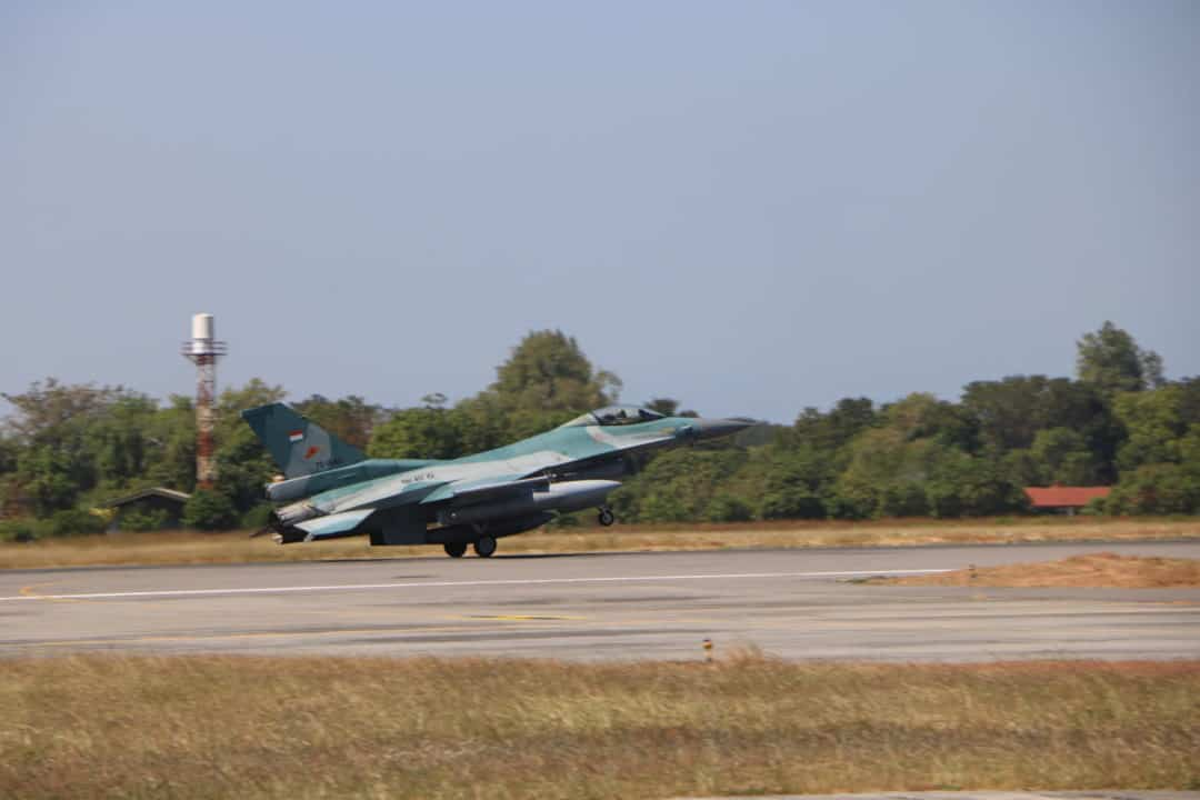 15 Pesawat dari Lanud Iswahjudi siap meriahkan HUT ke-74 Kemerdekaan RI