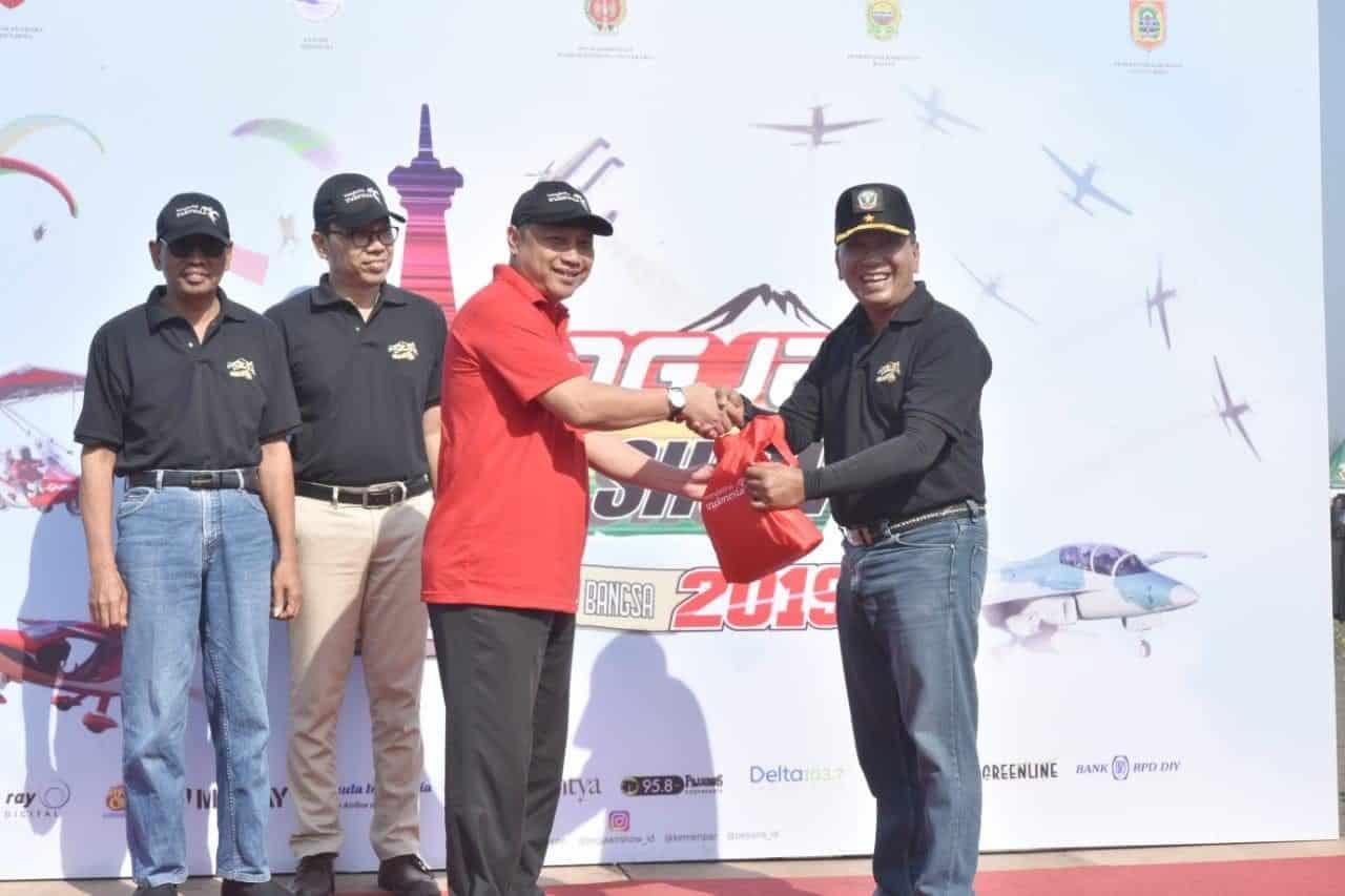 Helatan Jogja Air Show 2019 berlangsung sukses dan meriah