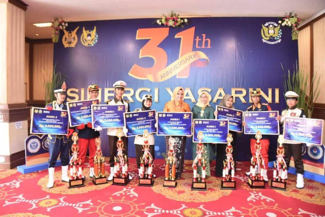 Guru dan Siswa Sekolah Angkasa Lanud Husein S. Raih Prestasi Pada Lomba KFBB,Kelas Dinamis dan Karya Inovasi
