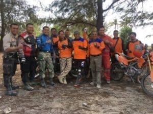 TNI, Polri Dan Pemda Kobar Laksanakan Patroli Gabungan Karhutla