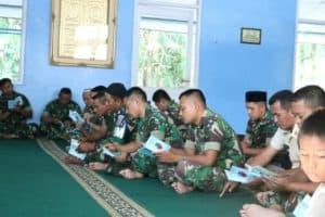 Peringatan Tahun Baru Islam di Lanud Iskandar