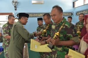 Koopsau II kirim 8 peserta MTQ, MFQ dan MHQ ke tingkat Mabesau