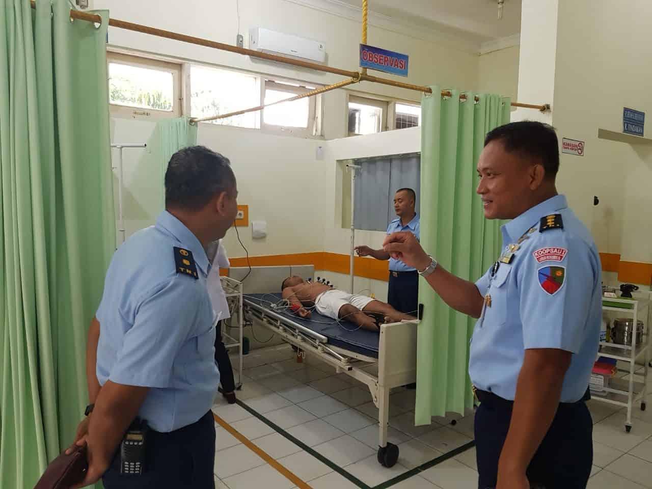 Tes Kesehatan Ke 2, Hornet Pantau 103 Casis Bintara