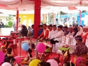 Danlanud RHF Hadiri Penampilan Acara Hari Anak Nasional 2019 di Tanjungpinang
