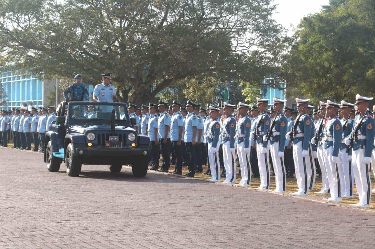 Akademi Angkatan Udara Peringati Hut Ke-54