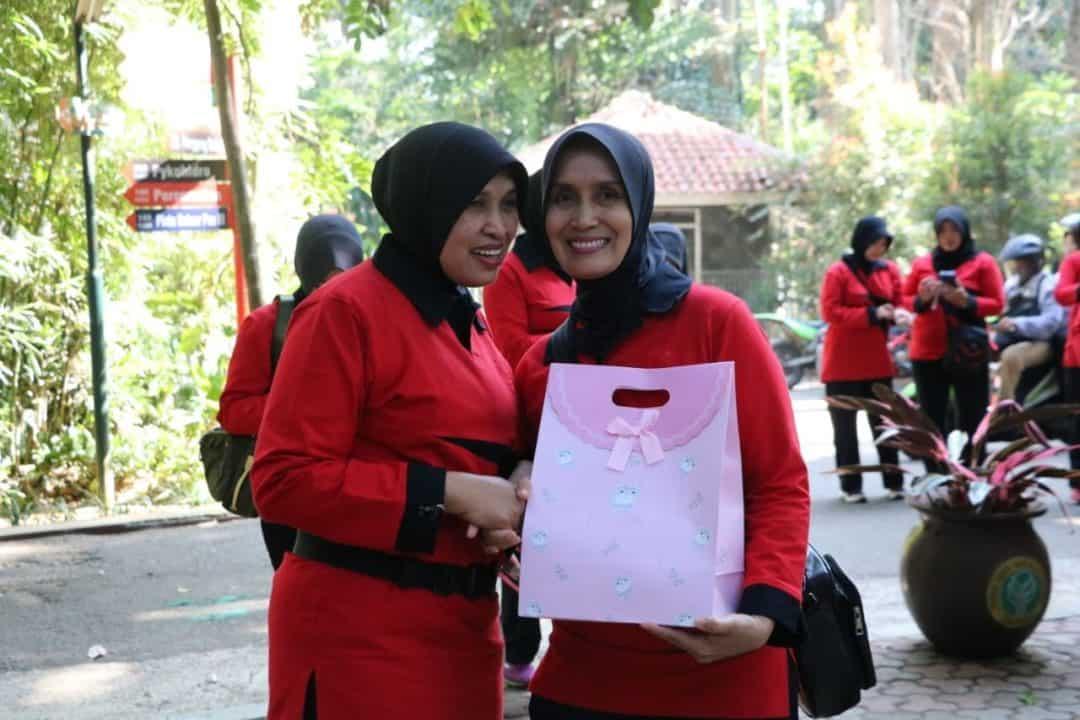 Wara Wilayah Bandung Adakan Olahraga Bersama