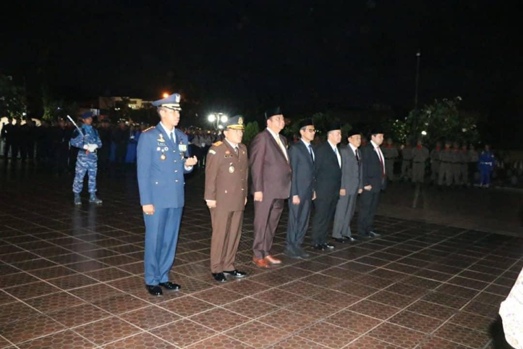 Lanud Sutan Sjahrir Berpartisapi Sebagai Pelaksana AKRS Tingkat Provinsi Sumbar, Memperingati HUT RI Ke-74 Tahun 2019