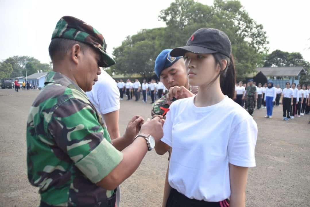 Mahasiswa STP Trisakti Jakarta Ikuti Pembinaan Karakter Kepemimpinan di Lanud Halim Perdanakusuma