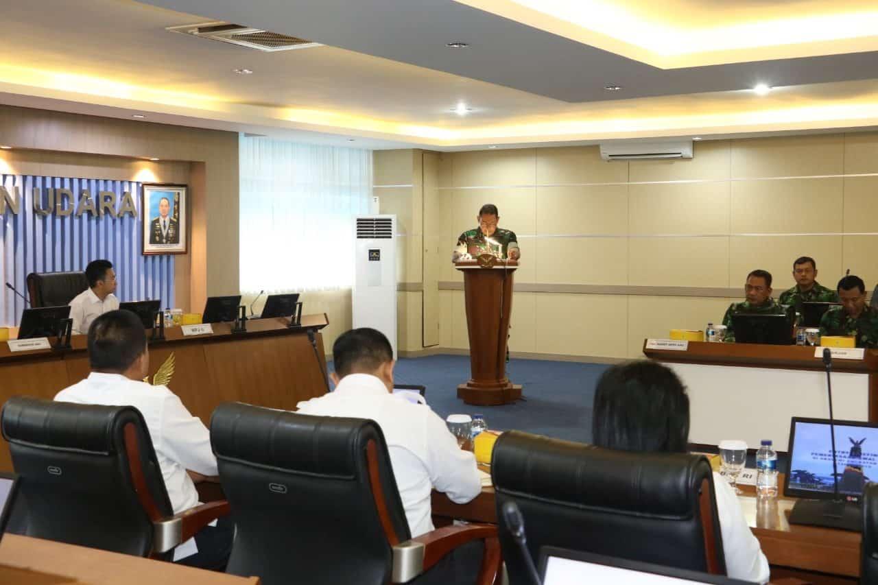 AAU Gelar Entry Briefing Pemeriksaan BPK-RI