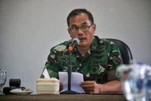 Pelaksanaan Pantukhirda Casis Bintara PK Tahun 2019 di Lanud Raja Haji Fisabilillah