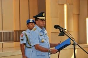 Jabatan Komandan Lanud Raja Haji Fisabilillah Resmi Diserahterimakan
