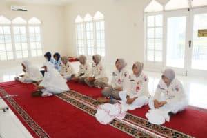 Memperingati Tahun Baru Islam di Lanud Bny